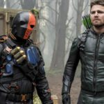 Deathstroke is currently unavailable to Arrow due to his involvement with the DCEU