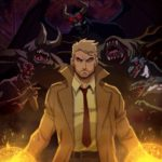 First look sneak peek at the Constantine animated series
