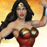 Tweeterhead's Super Powers Wonder Woman statue unveiled