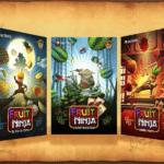 Fruit Ninja Tabletop Game now live on Kickstarter
