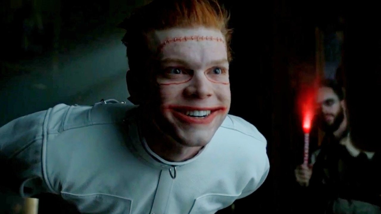 gotham producer says that jerome is not the joker. Black Bedroom Furniture Sets. Home Design Ideas