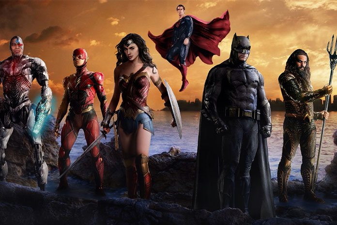 Justice League budget reportedly exceeds $300 million