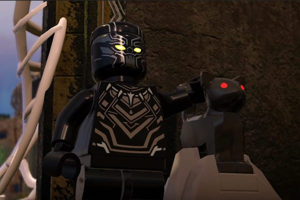 Marvel announces LEGO Black Panther movie Trouble in Wakanda