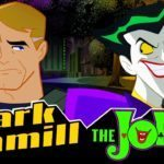 Mark Hamill vs. The Joker and The Trickster in Justice League Action short