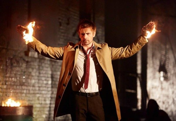 Constantine Joins Legends of Tomorrow Season 3