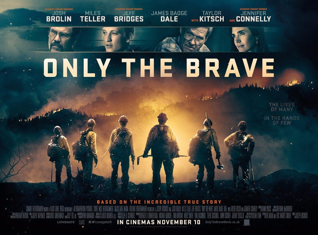 Second Opinion Only The Brave 2017 Flickering Myth