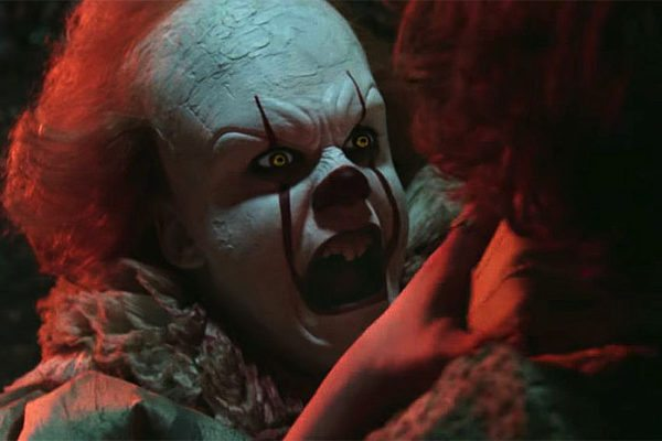 Pennywise torments Bill Hader's Richie Tozier in latest It: Chapter Two set photos