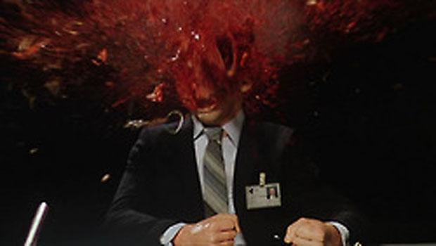 Scanners Cronenberg