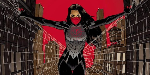 Silk live-action TV series in the works