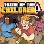 Chaotic parenting sim Think of the Children coming to PC this week