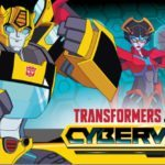 First banner for Transformers: Cyberverse animated series