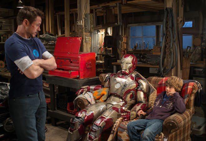 Iron Man 3 S Ty Simpkins Returning For Avengers 4