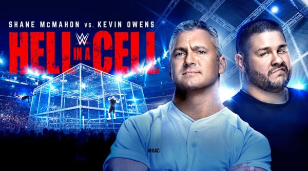 Image result for wwe hell in a cell 2017