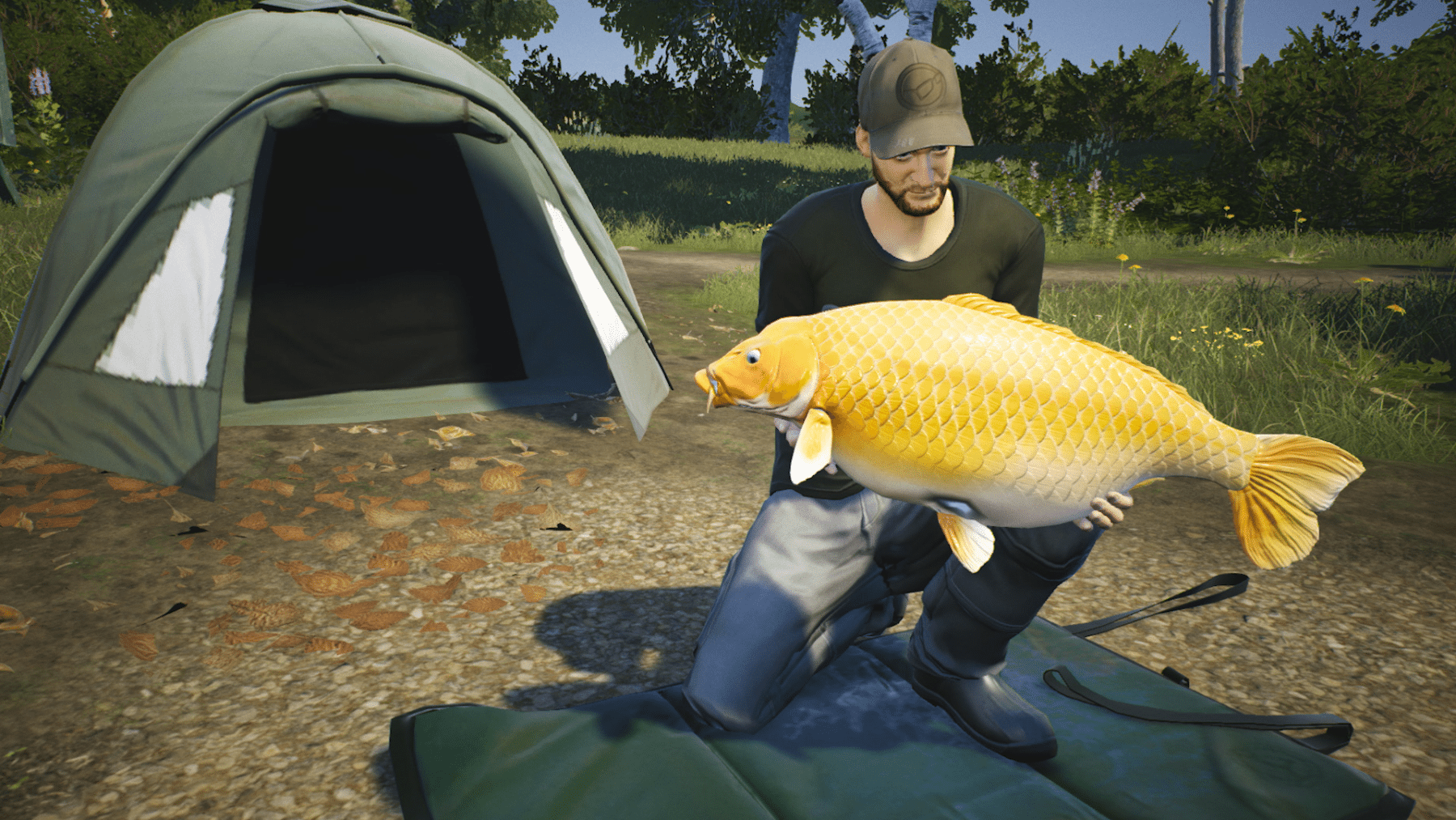 Lac d or dlc arrives on euro fishing next week for Euro fishing xbox one