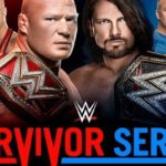 WWE Survivor Series 2017 Predictions