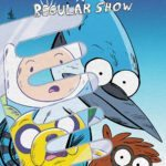 Preview of Adventure Time/Regular Show #4