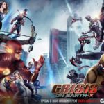 The Arrowverse heroes meet their evil doppelgangers on Crisis on Earth-X poster