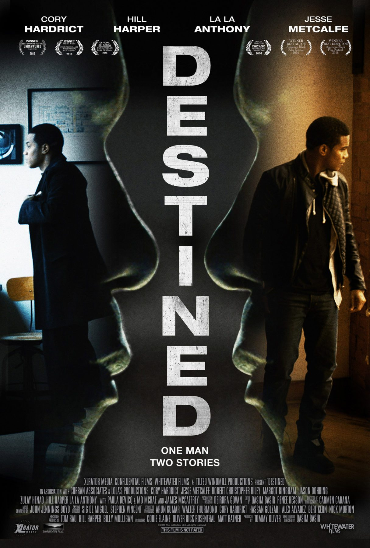Watch the trailer for Destined starring Cory Hardrict