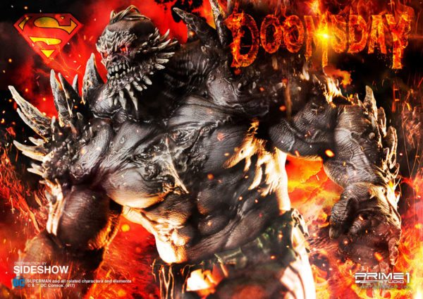 Doomsday is coming thanks to Prime 1 Studio