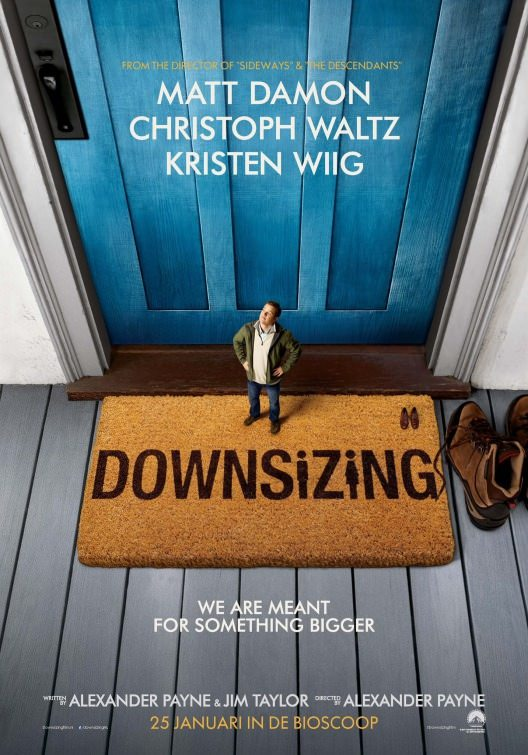 Movie Review Downsizing 2017