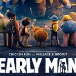 Aardman's Early Man poster teases a battle for the ages