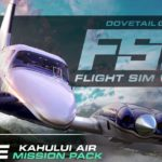 Kahului Air Mission Pack available now for Flight Sim World