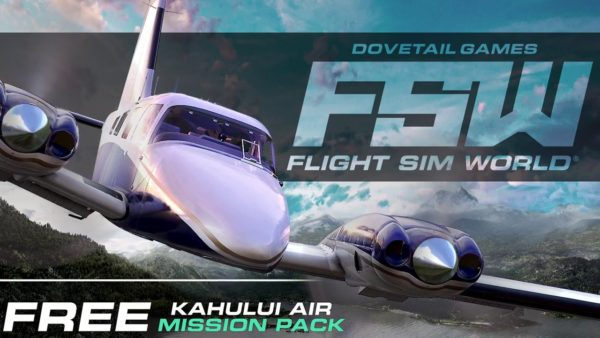 FSW Kahului Air Mission Pack