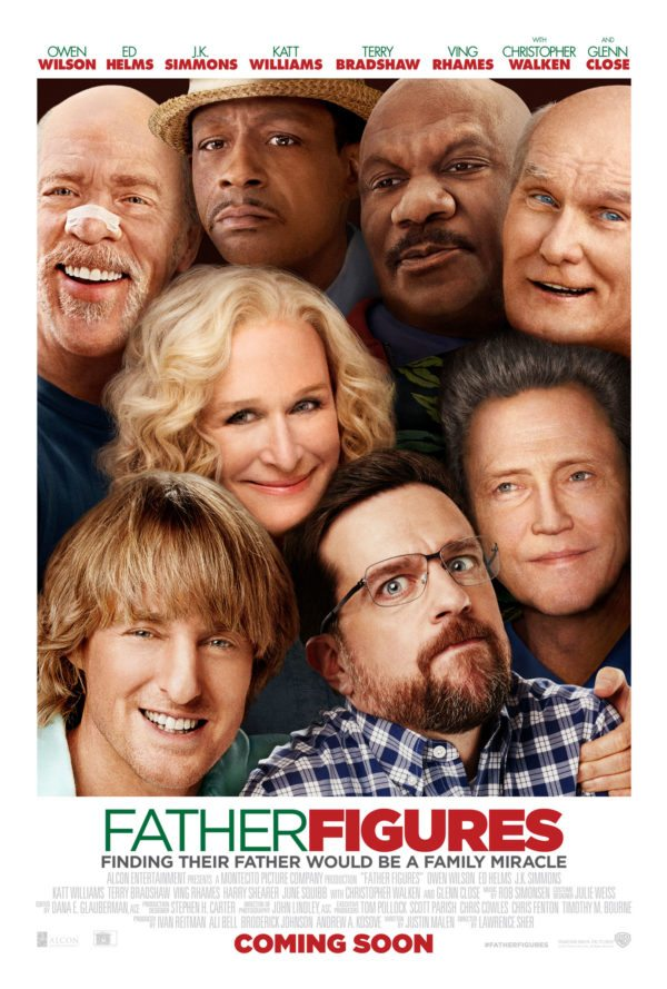 Image result for father figures movie poster