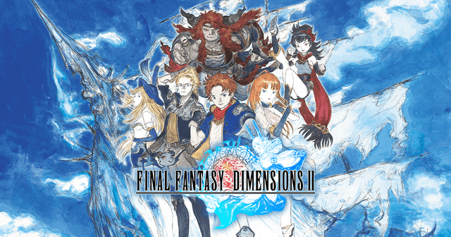Final Fantasy Dimensioner Android