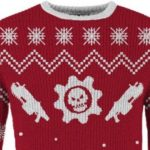 Merchoid has the perfect Christmas jumper for Gears of War fans