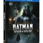 Batman: Gotham By Gaslight animated movie gets a trailer, cover art and cast
