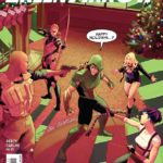 Preview of Green Arrow Annual #1