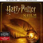 Harry Potter 8-Film Collection 4K Ultra HD box set arriving this month