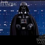 Hot Toys' Star Wars: The Empire Strikes Back Darth Vader collectible figure revealed