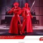 Hot Toys reveals its Star Wars: The Last Jedi Praetorian Guard collectible figures