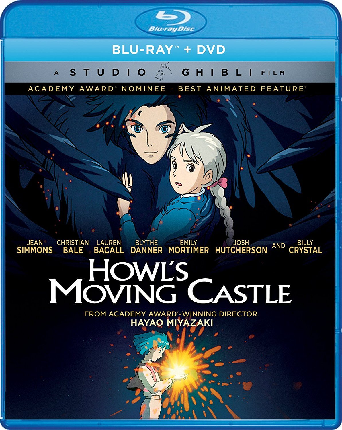 Blu Ray Review Howl S Moving Castle 2004