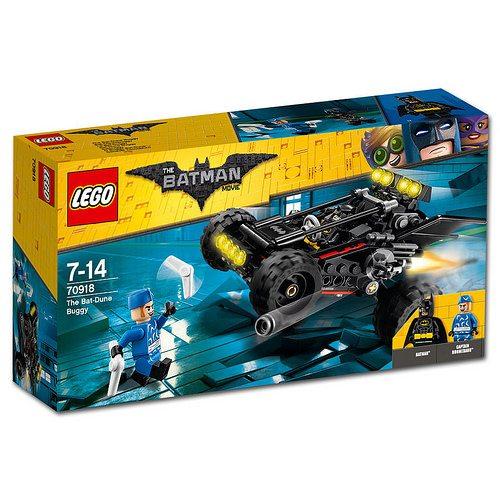 Box art for The LEGO Batman Movie 2018 sets revealed