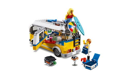 lego unveils two new 2018 creator sets flickering myth. Black Bedroom Furniture Sets. Home Design Ideas
