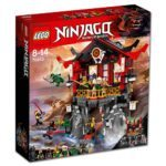 LEGO unveils its 2018 Ninjago sets