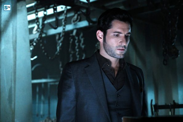 Promo and images for Lucifer Season 3 Episode 9 - 'The Sinnerman