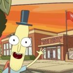 Catch up with Mr. Poopybutthole in the Rick and Morty short 'The Poop In My Pants'