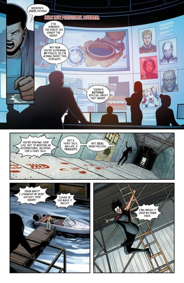 Preview of DC's New Talent Showcase 2017 #1 | Flickering Myth
