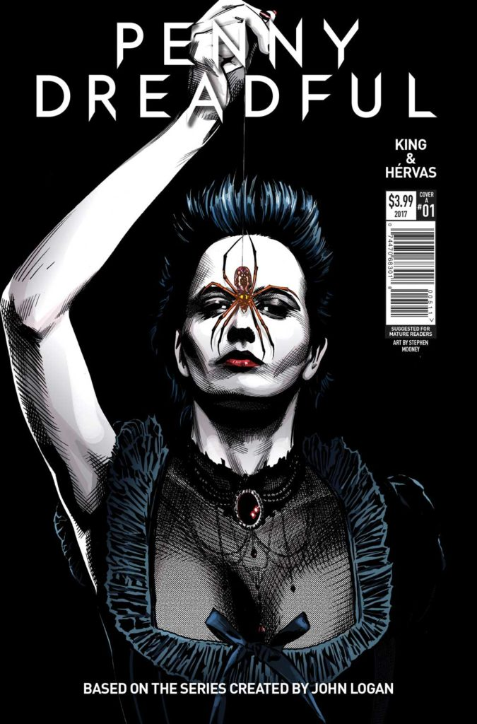 Comic Book Review – Penny Dreadful: The Awaking