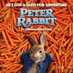 Peter Rabbit gets a new UK poster and trailer