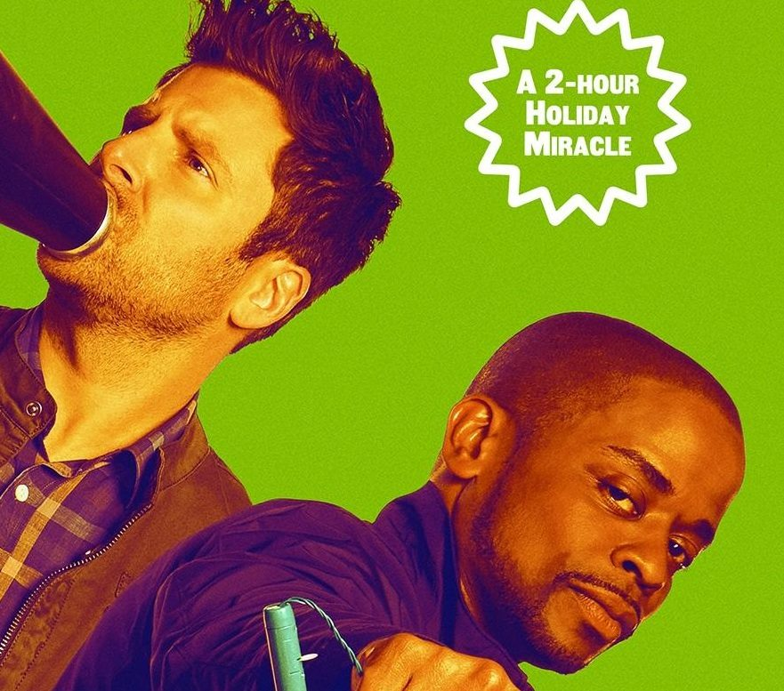 Psych: The Movie Gets A Poster
