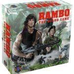 Rambo: The Board Game to infiltrate Kickstarter in January