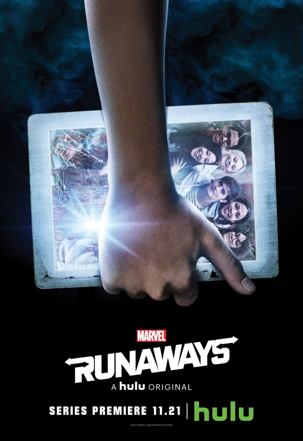 New character posters for Marvel's Runaways | Flickering Myth