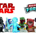 Hasbro announces Star Wars Micro Force collectible figures