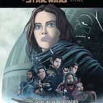 Preview of IDW's Star Wars: Rogue One Graphic Novel Adaptation