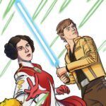 Preview of Star Wars Adventures #4